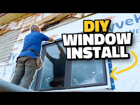 How To Install A New Window | The Easy Way!