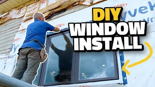 How To Install A Nęw Window | The Easy Way!