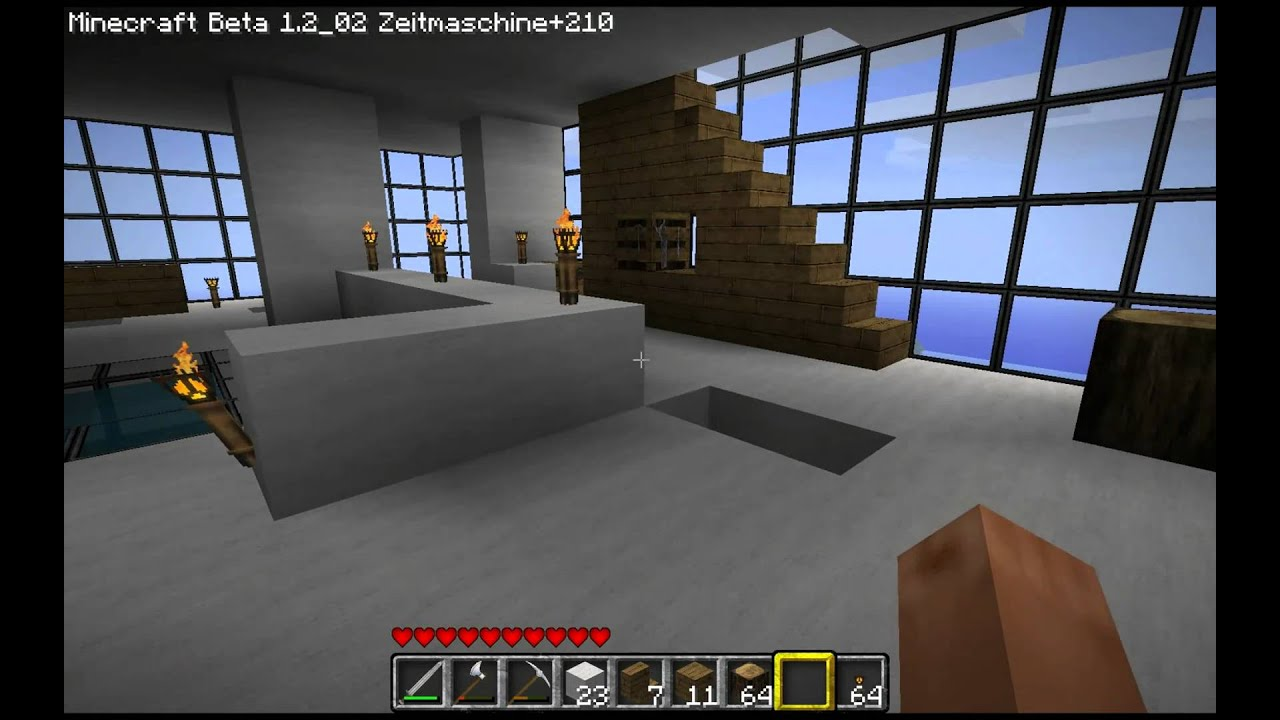 Lets Play Minecraft Deutsch HD Innenarchitektur - Minecraft hauser gronkh