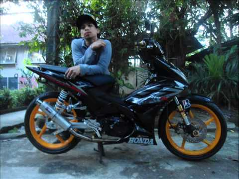 Honda Wave Dash Rack#4 Ng Antipolo.wmv