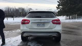 2016 Mercedes Benz GLA 250 Full In Depth Review, Startup, Test Drive Video