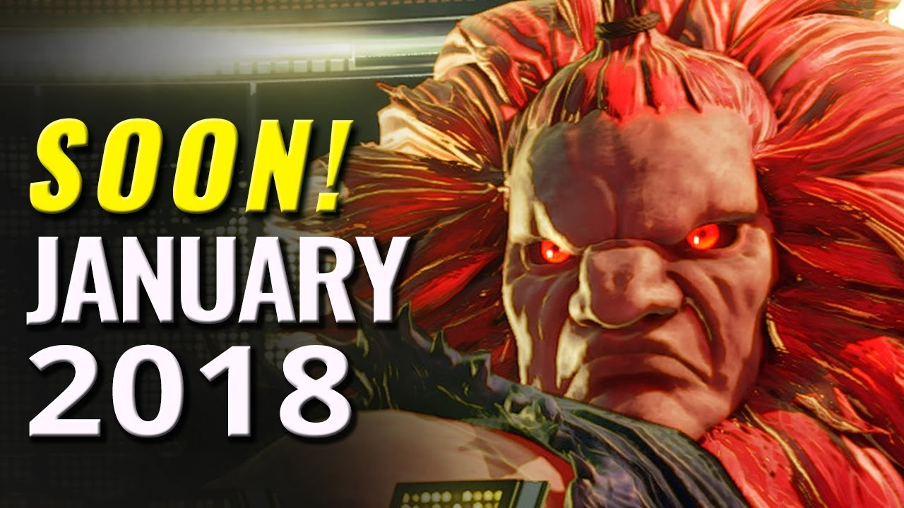 15 Upcoming Games Of January 2018 Pc Switch Ps4 Xbox