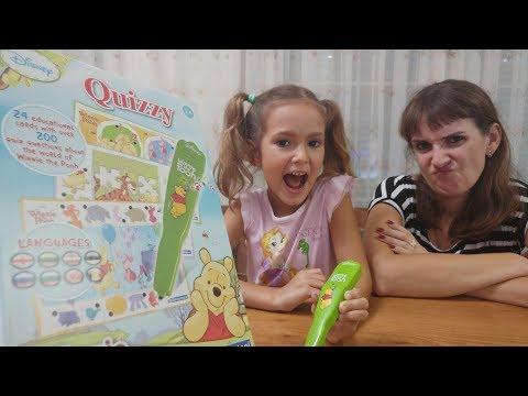 Quizzy Winnie the Pooh bu sefer video değil oyuncak fake