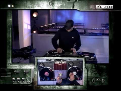 DJ Abdel demo scratch