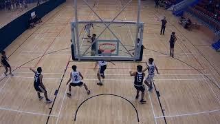 Publication Date: 2020-01-17 | Video Title: 2019-20葵青區學界籃球賽高級一組 善德 VS 陳兆民