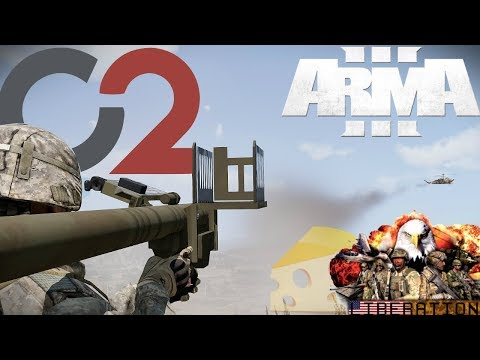 [Part 4] Liberation Altis with C2 : CLOSING THE GAP || ARMA 3