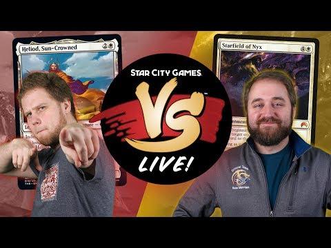 VS Live!   Bant Heliod VS Orzhov Enchantments   Pioneer   Match 2