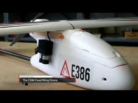 Introducing the E386 - The Complete Drone Mapping Solution