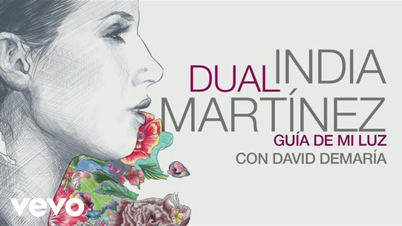 India Martinez - Guia de Mi Luz (Audio) ft. David DeMaria