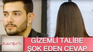 Zuhal Topal'la 113. Bölüm (HD)   Ali'den Yüzünü Gizleyen Talibine Şok Cevap!