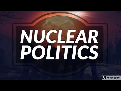 Nuclear Politics in World and South Asia (CSS, IAS, UPSC) (परमाणु राजनीति) (جوہری سیاست)