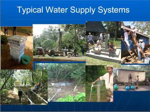 Water Supply – Part 2 of 3: Distribution and Storage (Webina