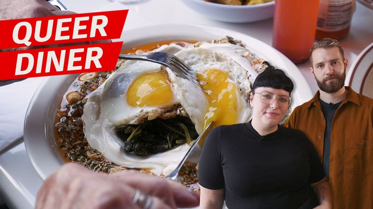 One of New York's Best Diners Is Very, Very Gay — Queer Table
