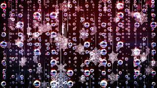 Christmas Glamour Glossy Background Free 4K Xmas Backdrop