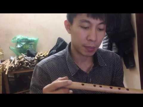 Hướng dẫn thổi sáo bài Tình ca quê hương - Mới nhất