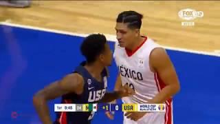 Mexico Vs Estados Unidos - Rumbo al mundial 2019 - 28 Junio 2018.