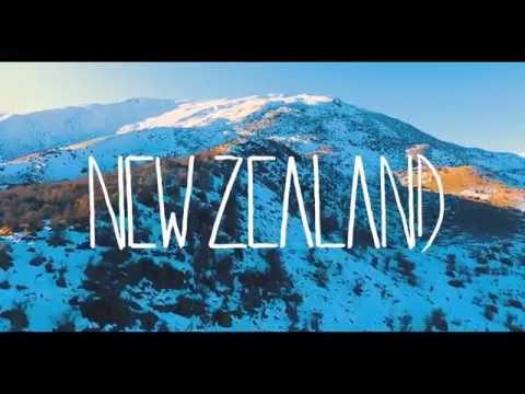 New Zealand from above in 2,7K - DJI Phantom 3 Standard