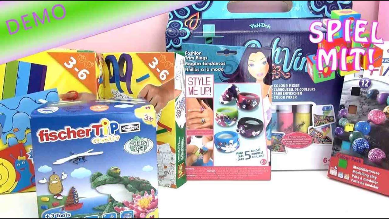 Geschenkideen Kreativität für Kinder zwischen 3 und 13 Jahren ...