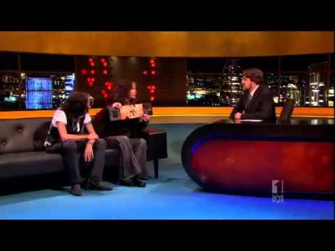 The Jonathan Ross Show - S3x10 - Part 4 Steven Tyler, Joe Perry