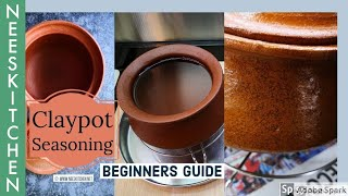 How to season clay pot A beginners guide to clay pot cooking