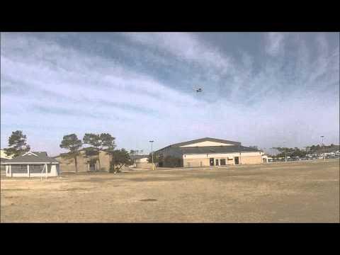 Freewing F-18 64mm Flight Envelope Testing