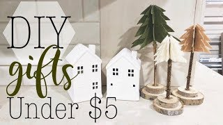 Diy Christmas Gifts | Under $5