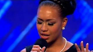 Rebecca Ferguson's X Factor Audition (Full Version) - itv.com/xfactor