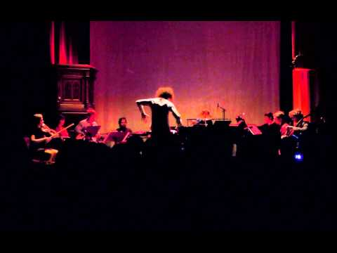 """Alexander Schubert - """"Point Ones"""" - Daan Janssens Cadenza [Ultima Festival Oslo]"""