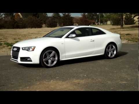 Real First Impressions Video: 2013 Audi S5