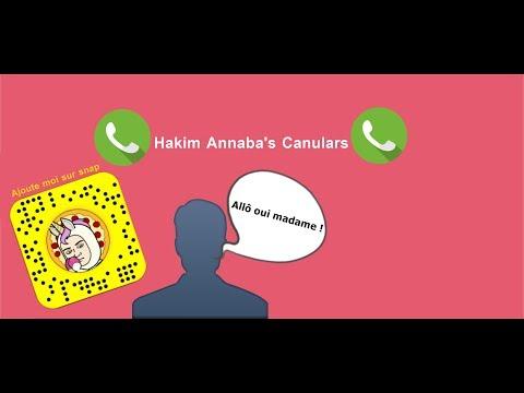 Canular téléphonique Avec Hakim Annaba  Compilations de 8 canulars 02