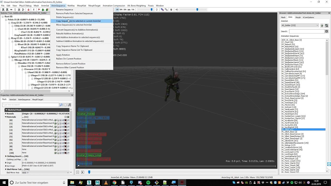 XCOM 2 Animation Modding | Iridar's Gaming Blog