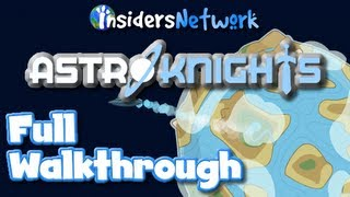 ★ Poptropica: Astro Knights Full Walkthrough ★