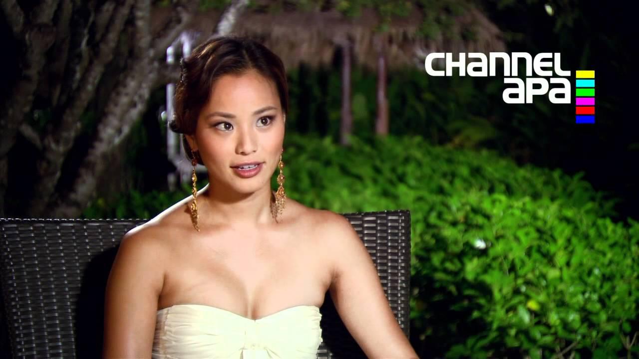 Jamie Chung Scene jamie chung talks hangover 2