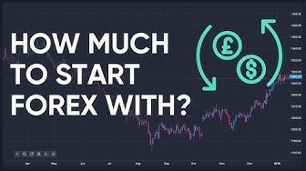How Much Money Do You Need To Trade Forex? | Trading With Low Capital