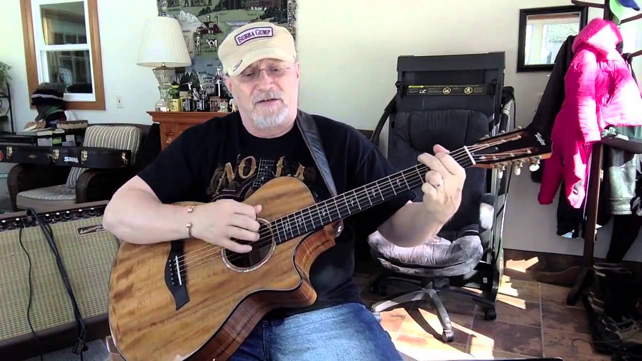 1466 Landslide Fleetwood Mac Cover With Guitar Chords And Lyrics