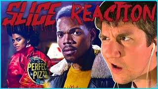 SLICE - Official Trailer Reaction & Review!!! (A24 Film)