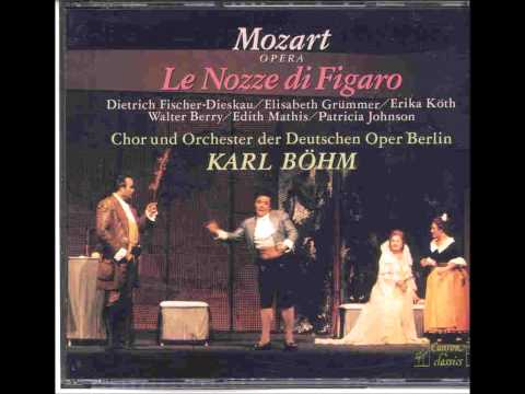 1963 Mozart : Le Nozze di Figaro - Deutsche Oper Berlin in Japan Disc1