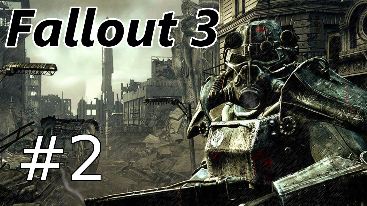 fallout 3 amatas journey
