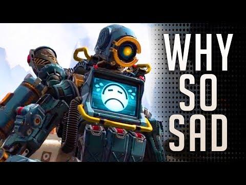Why is Pathfinder So Sad? - Pathfinder Lore | Apex Legends