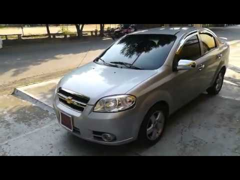 En Venta Chevrolet Aveo Emotion 2008 Youtube