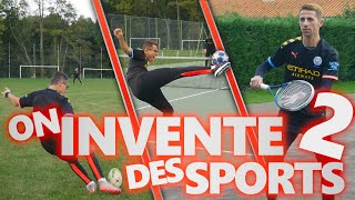 ON INVENTE DES SPORTS ! (EPISODE 2 AVEC LEVY)