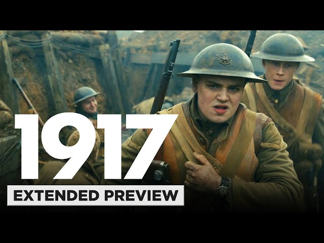 The First 9 Minutes of 1917 (in One Unbroken Shot) | Own now on Digital, 3\/24 on Blu-ray & DVD