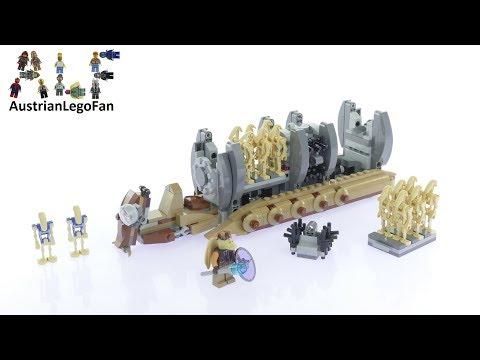Nathan Fast's Lego Reviews: Lego Star Wars Super Battle ...