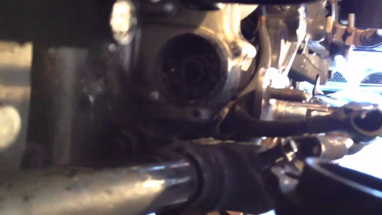 how to install a starter motor on a gl1200 goldwing