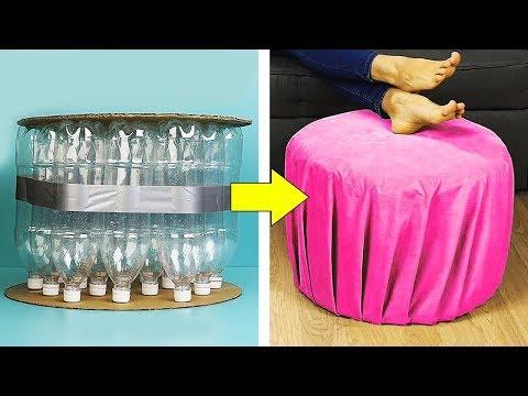١٥  فكرة سهلة لصنع أثاث غير مكلف