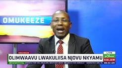 Oli mwavu lwa kuliisa njovu nkyaamu| Salam Omukeeze