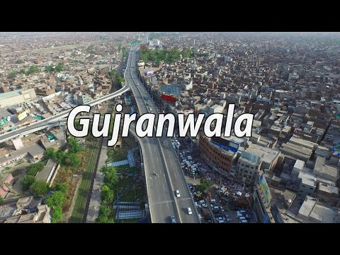 Travel VLOG: Gujranwala City Tour in Pakistan