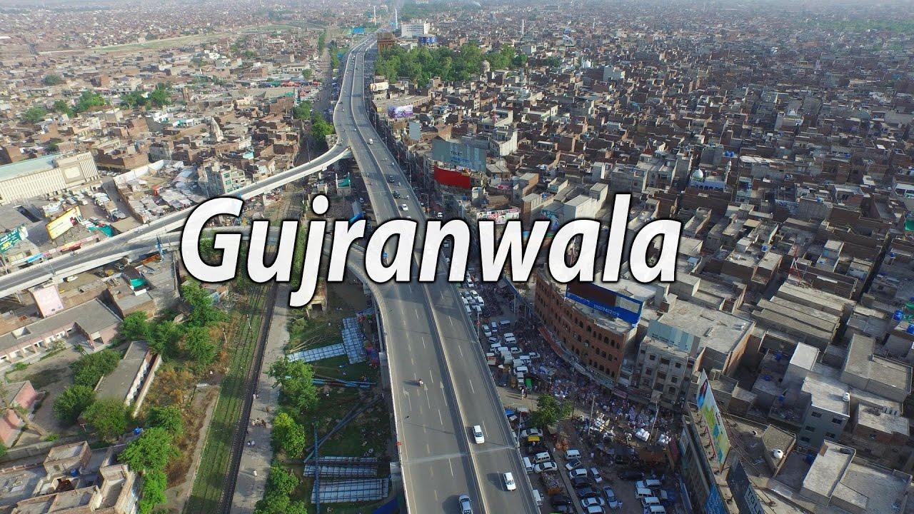 travel vlog gujranwala city tour in pakistan youtube