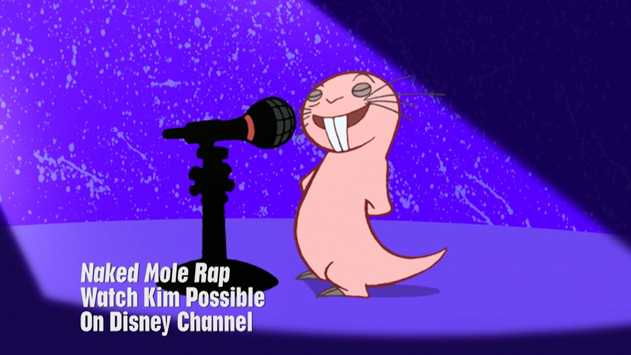 Will friedle the naked mole rap lyrics
