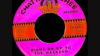 Tommy Butler - RIGHT ON UP TO THE WEEKEND